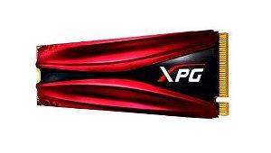 SSD Adata XPG Spectrix S11 PRO M.2 Pci-E 256gb Leituras: 3500mb/S E Gravações: 1200mb/S - AGAMMIXS11P-256GT-C