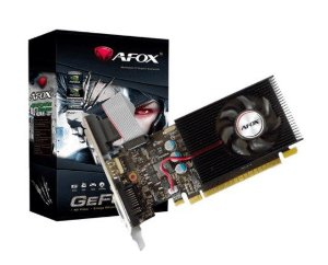 Placa de Vídeo Geforce AFOX GT 730 2GB DDR3 HDMI DVI 128 Bits Até 2 Monitores