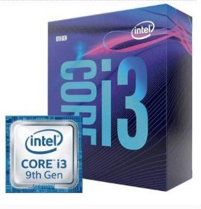 Processador Intel Core i3-9100F Coffee Lake, Cache 6MB, 3.6GHz (4.2GHz Max Turbo), LGA 1151, Sem Vídeo