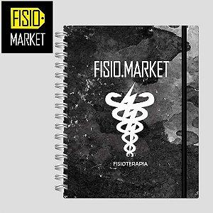 Caderno Fisioterapia Pequeno 100 folhas