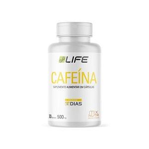 CAFEÍNA - MIX NUTRI -LINHA LIFE