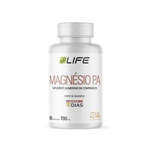 MAGNÉSIO P.A - CÁPSULAS - MIX NUTRI - LINHA LIFE