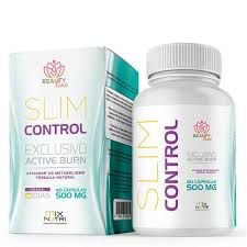SLIM CONTROL - MIX NUTRI