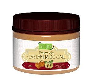 Pasta de Castanha de Caju - Salted Caramel - Eat Clean