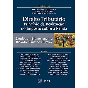 Direito Tributário: Princípio da Realização no Imposto sobre a Renda