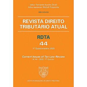 Revista Direito Tributário Atual v.44