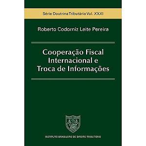 Cooperação Fiscal Internacional e Troca de Informações