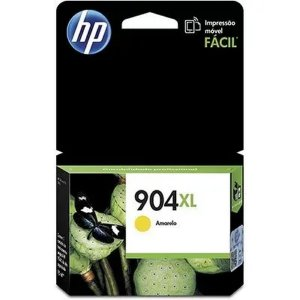 Cartucho Original HP (904XL) T6M12AB - Amarelo OfficeJet Pro 6970