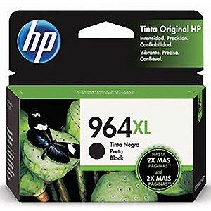 Cartucho Original HP 964XL Preto 3JA57AL
