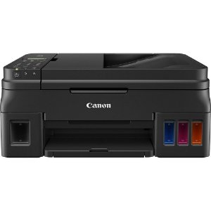 Multifuncional Canon Mega Tank G4111 Colorida Wi-Fi Bivolt