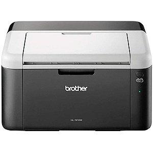 Impressora Laser Mono Brother HL-1212W com Wireless