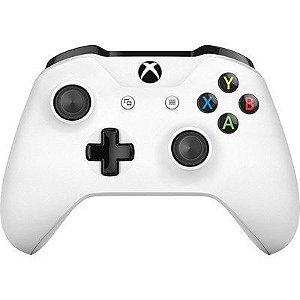 Controle para Xbox One Wireless NEW Branco - Microsoft