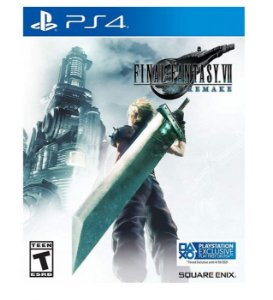PS4 Final Fantasy: VII Remake - Square Remix