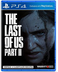 PS4 The Last Of Us Part II - Naughty Dog