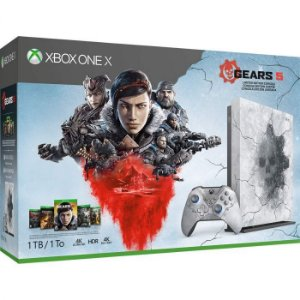 Console Xbox One X 1TB Gears Of War 5 Limited Edition - Microsoft