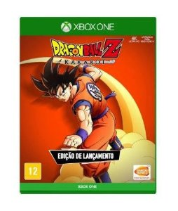 Xbox One Dragon Ball Z Kakarot - Bandai Namco