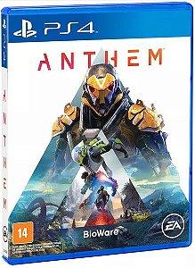 PS4 ANTHEM - BIOWARE