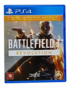 PS4 BATTLEFIELD 1 REVOLUTION - DICE