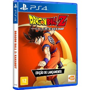 PS4 DRAGON BALL Z KAKAROT - BANDAI