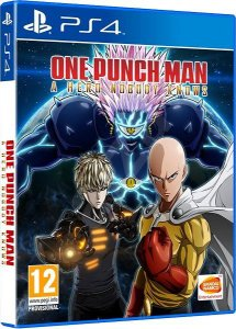 PS4 ONE PUNCH MAN A HERO NOBODY KNOWS - BANDAI NAMCO