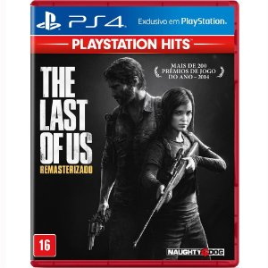 PS4 THE LAST OF US REMASTERIZADO - NAUGHTY DOG