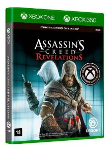 XBOX ONE ASSASSINS CREED REVELATIONS - UBISOFT