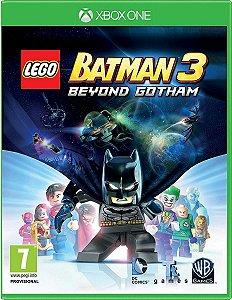 XBOX ONE LEGO BATMAN 3 BEYOND GOTHAM - WARNER BROS