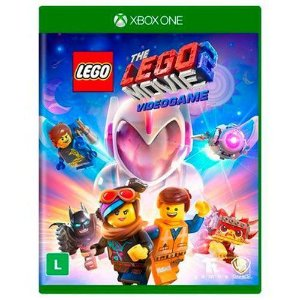 XBOX ONE LEGO UMA AVENTURA LEGO 2 VIDEOGAME - WARNER BROS.