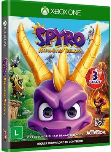 XBOX ONE SPYRO REIGNITED TRILOGY - ACTIVISION
