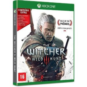 XBOX ONE THE WITCHER III WILD HUNT - CD PROJEKT RED