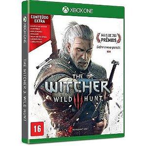XBOX ONE THE WITCHER III WILD HUNT - CD PROJEKT RED