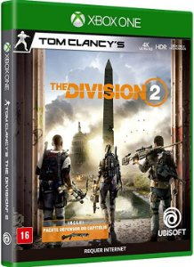 XBOX ONE TOM CLANCYS THE DIVISION 2 - UBISOFT