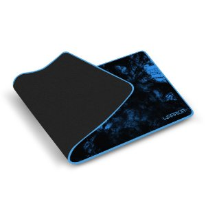 WARRIOR MOUSEPAD TECLADO E MOUSE AZUL AC303
