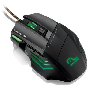 WARRIOR RAYNER MOUSE GAMER 7 BOTOES MO207