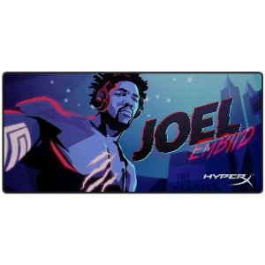 HYPERX MOUSEPAD GAMER FURY S XL (900X420MM) - JOEL EMBIID LIMITED EDITION HX-MPFS-XL-JEG