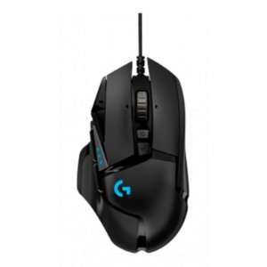 MOUSE GAMER LOGITECH HERO G502 16.000 DPI