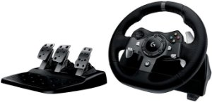 VOLANTE LOGITECH G920 DRIVING FORCE PARA XBOX SERIES X|S, XBOX ONE E PC