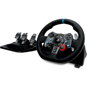 VOLANTE LOGITECH DRIVING FORCE G29 PARA PS4 / PS3 / PC