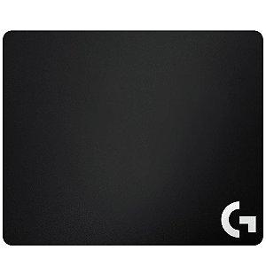 MOUSE PAD GAMER LOGITECH DE TECIDO G240 PRETO SMALL 280x340MM