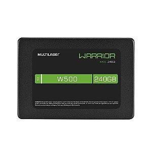 SSD INTERNAL WARRIOR 240GB SATA III 2,5IN