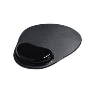 Mousepad Ergonômico Gb Mp0006B Apoio Em Gel 21X24X1,5Cm