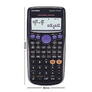 Calculadora Científica Casio Fx-82Es Plus C/252 Funções