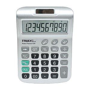 Calculadora De Mesa Truly 6001-10 C/10 Dígitos