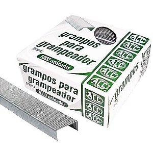 Grampos Acc Galvanizados 9/8 - 23/8 P/Grampeador 1000Und