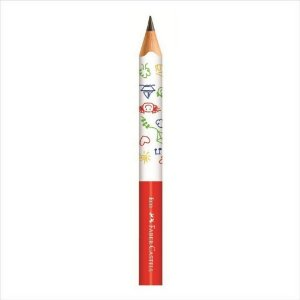 Lápis Jumbo Escolar Faber-Castell