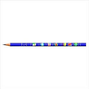 Lápis Preto Escolar Faber-Castell Bandeiras