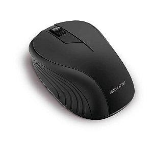 Mouse Sem Fio Multilaser Mo213 2,4Ghz 1200 Dpi Preto