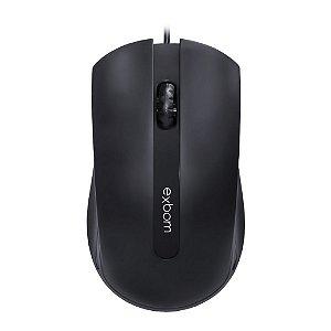 Mouse Usb Exbom Ms-50 1000 Dpi