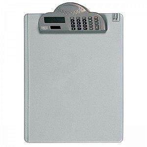 Prancheta Tilibra Pp + Calculadora A4