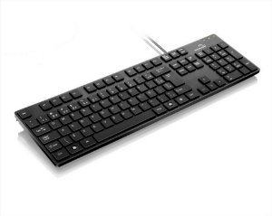 Teclado Usb Multilaser Soft Touch Tc142 Abnt 2